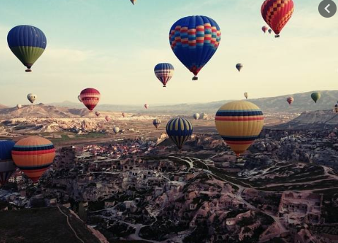 ISTANBUL - BURSA - CAPPADOCE
